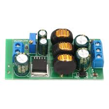 Elektronik & Messtechnik <b>XL4015 5A DC</b> Buck Step-down ...