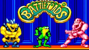 Battletoads: прохождение <b>Боевые Жабы</b> (Sega Mega Drive ...