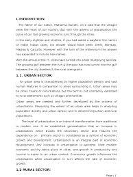 advantages of urbanization