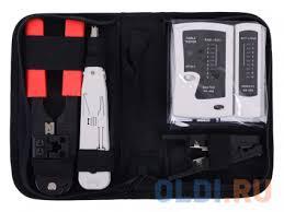 <b>Набор инструментов Cablexpert</b> TK-NCT-01 для работы с ...