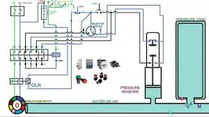 automatic pressure control starter control wiring and operation Air Compressor Starter Wiring Diagram automatic pressure control starter control wiring and operation single phase air compressor wiring diagram 230v 1 phase