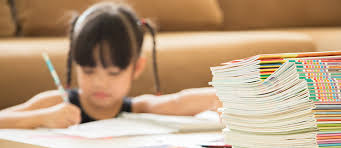 Do our kids have too much homework    Parenting