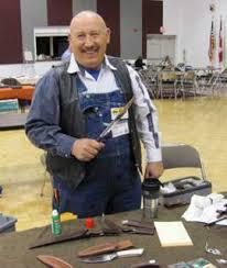 Ножевой дизайнер Ray Kirk (Рэй Кирк) - биография купить ножи ...