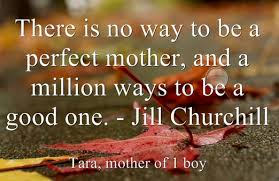 Inspirational Quotes For New Moms - Baby's Own Room | Baby's Own Room via Relatably.com