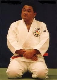 Judo: La légende Yamashita à Alger en été 2015
