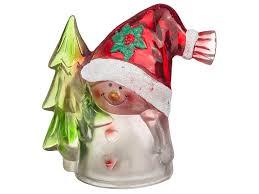 "<b>фигурка</b> с подсветкой ""снеговик"" высота=<b>10см</b>. - Елки, елочные ..."