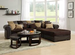 ideas brown couch chocolate