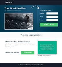 Landing Page Templates | Pagewiz