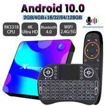 <b>android 10 tv</b> box 8gb ram 128gb rom