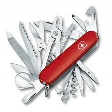 <b>Нож перочинный Victorinox SwissChamp</b> 1.6795.LB1 91мм 33 ...