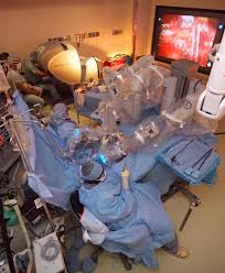 physicians doc in the d robotic kidney surgery at henry ford hospital