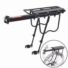 <b>Bicycle Bike</b> Rear Rack Quick Release <b>Aluminum Alloy</b> Frame ...
