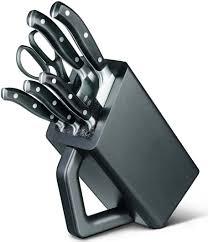 """<b>Набор кованых</b> кухонных <b>ножей</b> """"Victorinox"""", на подставке, 7 ..."""