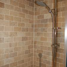 bathroom design brick tile