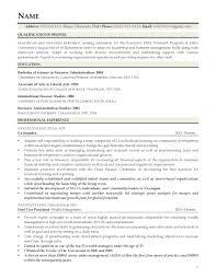 student resume samples resume prime executive mba weekend program resume sample after 1