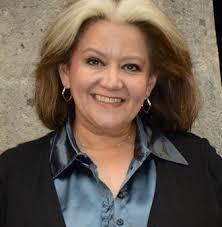 Luz María Meza. Actriz, locutora y Licenciada en Comunicación Gráfica. Ha destacado como conductora de programas políticos y de índole social. - LuzMariaMeza