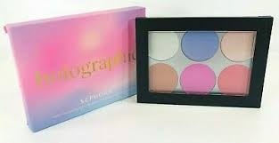 <b>SEPHORA COLLECTION Holographic</b> Face & Cheek <b>Palette</b> Full ...