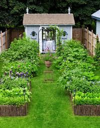 Small Picture Garden Design Long Narrow Plot Small Backyard Design Ideas