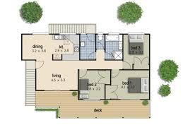 Simple  Bedroom Floor Plans Simple Bedroom House Floor Plans