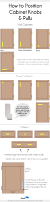 how to position cabinet knobs for installation remodel interiordesign diy cabinet and lighting