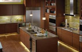 Kitchen Under Cabinet Lights Kitchen Under Cabinet Lighting Options Countertop Lighting Ideas