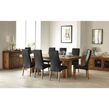 dining chairs natural black chair