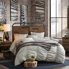 included contemporary black bedroom furniture