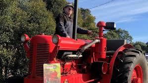 <b>Vintage</b> David <b>Brown</b> 50D tractor restoration brings joy and pride to ...