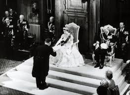Queen Elizabeth II opens Parliament | NZHistory, New Zealand ...