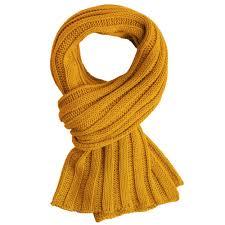 Купить <b>Шарф Chain</b>, <b>горчичный</b> 6788.82 с логотипом - шарфы с ...