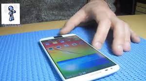 Замена сенсорного стекла на LG G2 - YouTube