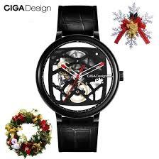 Shop CIGA Design <b>watch</b> round fashion creative waterproof ultra ...