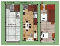 Andalucia Cebu  Andalucia House  Cebu Andalucia  Andalucia House       floor plan  click image to view
