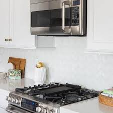 french kitchen herringbone cooktop white glass herringbone kitchen tiles by arizona tiles