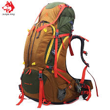 <b>Jungle King New</b> outdoor professional mountaineering bag large ...
