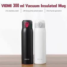 <b>Original</b> Xiaomi <b>Mijia</b> VIOMI Stainless Steel Vacuum 24 Hours Flask ...