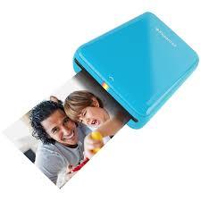 Купить портативный <b>принтер Polaroid ZIP</b> Mobile Printer (Blue) в ...