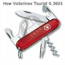 Ножи и инструменты - Мультитулы — <b>Нож Victorinox Tourist</b> ...