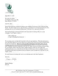 sierra club endorsement letter ben allen for california state senate sierra club endorsement letter