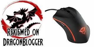 <b>Trust GXT 177</b> Gaming Mouse Review - Dragon Blogger Technology