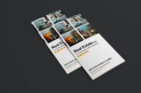 real estate trifold brochure template brandpacks real estate trifold brochure template