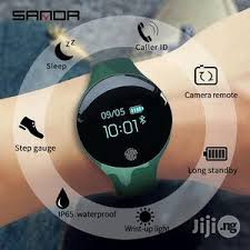 <b>SANDA Smart Watch For</b> IOS Android in Apapa - Smart Watches ...