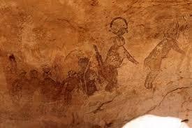 Исследователи считают, что древние <b>петроглифы</b> и наскальные ...
