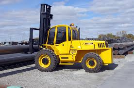 construction equipment s rough terrain forklift utility construction equipment sellick equipment