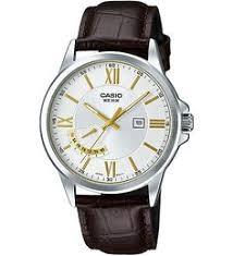 Casio Analogue <b>Watch</b> MTP-1370PL-1AVEF Day/Date Genuine ...