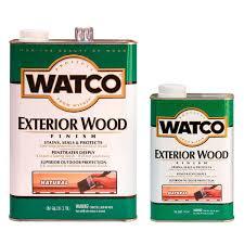 <b>Масло</b> защитное для <b>деревянных фасадов</b> и террас WATCO ...