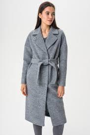 <b>Пальто</b> в классическом стиле с <b>элементами</b> кэжуал ElectraStyle ...