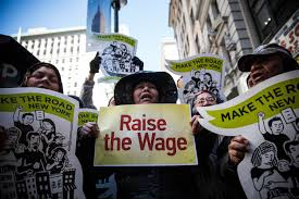 low wage jobs crowding out fatter paychecks nbc news amid the debate over raising the minimum wage a new study shows that large numbers