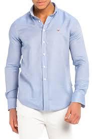 <b>Рубашка JIMMY SANDERS</b> арт 18S_SHM3051_DARK_BLUE ...