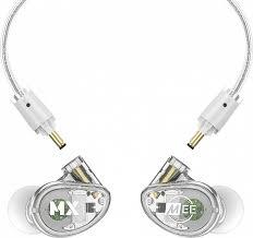 Купить <b>наушники mee audio</b> mx 1 pro прозрачные (mx1pro-cl) в ...